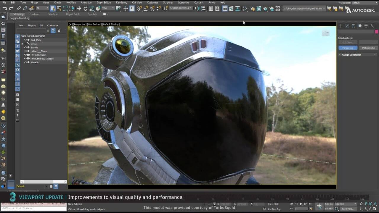 Autodesk 3ds Max Crack 2021