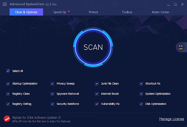 Advanced SystemCare Pro Full Crack
