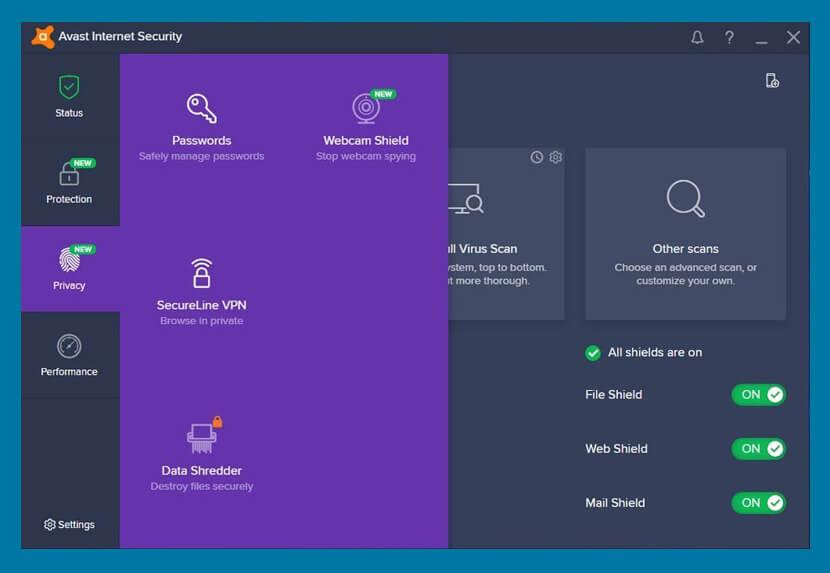 Avast Internet Security 2021 Crack + Serial Key [Latest]