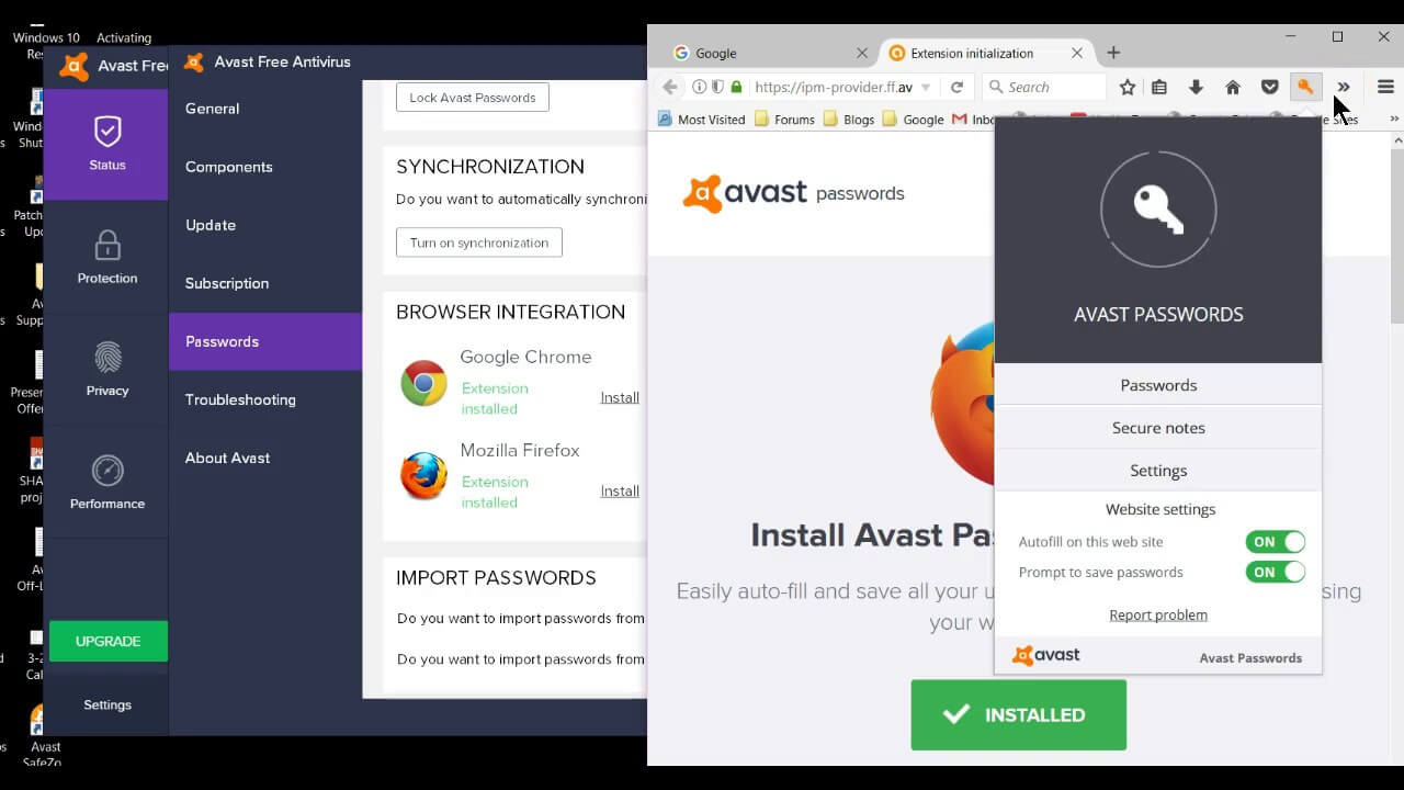 Avast Password Crack With Activation (Code + Key) Full Version Free Download