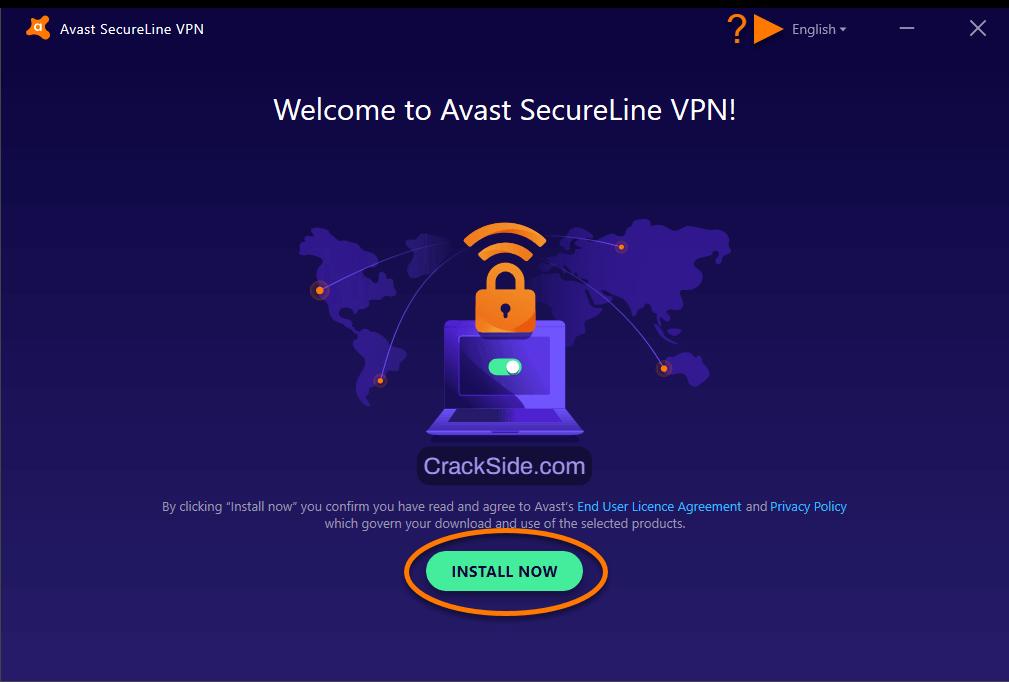 Avast Secureline VPN 2021 Crack With License Key [Latest]