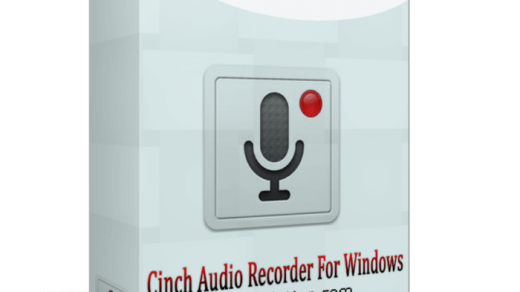 Cinch Audio Recorder 4.0.2 Key + Activation Code Full Crack 2021