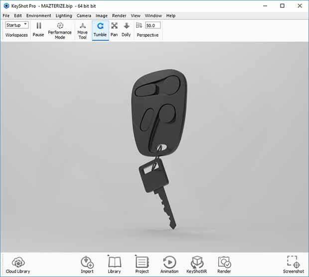 Luxion KeyShot Pro Crack (3)