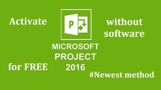 Microsoft Project 2016 Crack Product Key